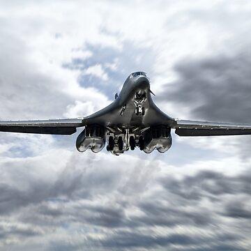 Lancer Launch by aviationart