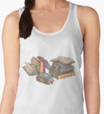 Books Women's Tank Top