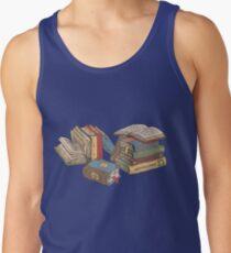 Books Tank Top