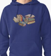 Books Pullover Hoodie