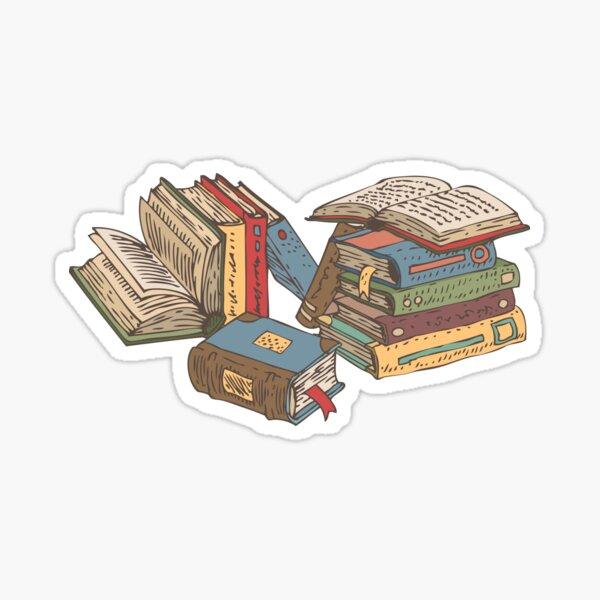 Libros Pegatina
