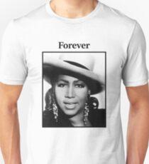 A queen in heaven - Aretha Franklin Unisex T-Shirt
