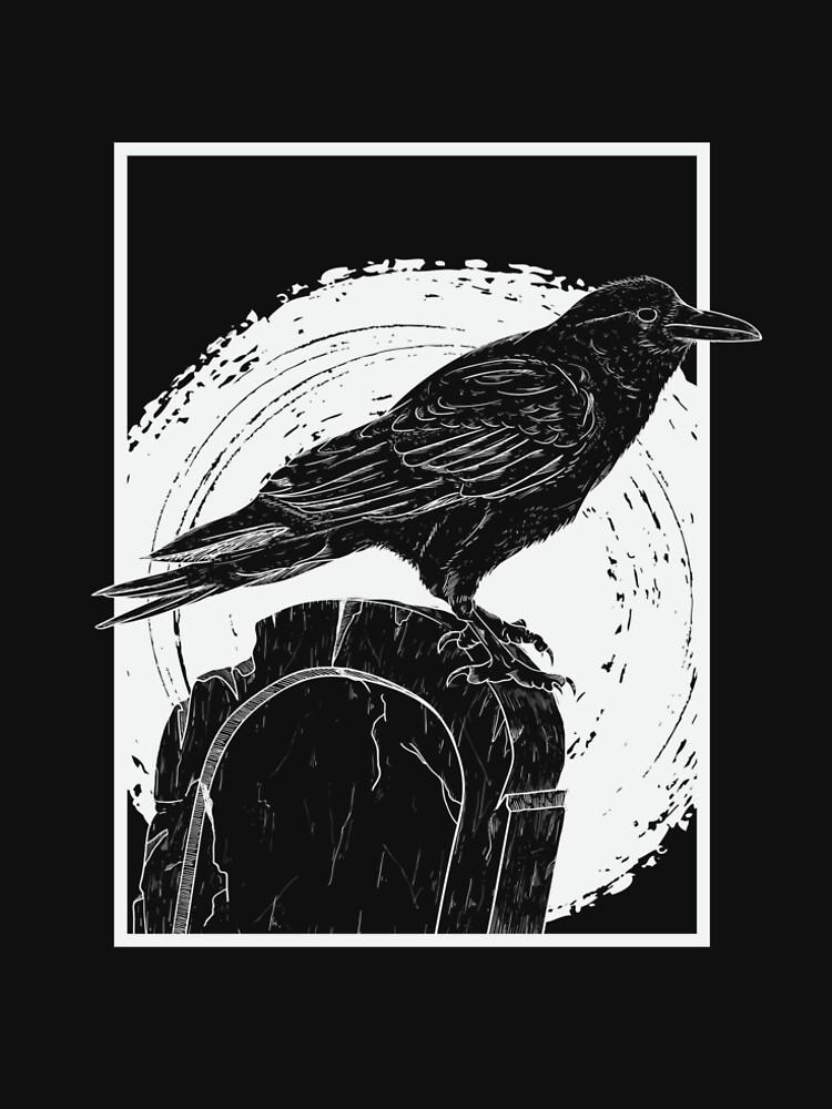 Crow by GeschenkIdee