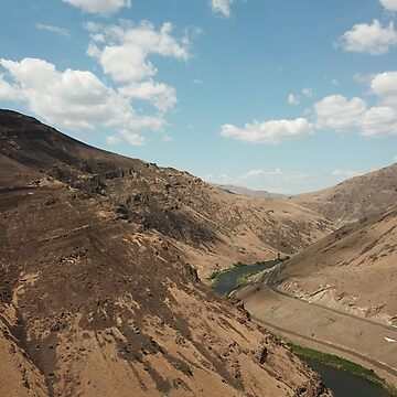 Yakima Canyon  by Creativesouls
