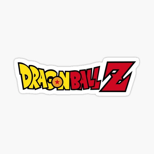 DBZ Sticker