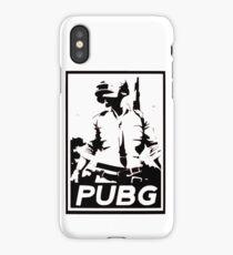 PUBG Playerunknown's Battlegrounds iPhone Case