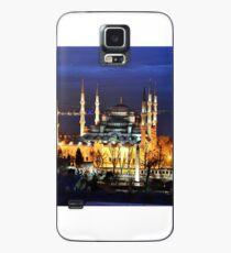 blue mosque istanbul turkey Case/Skin for Samsung Galaxy