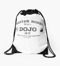 Master Roshi Dojo v1 Drawstring Bag