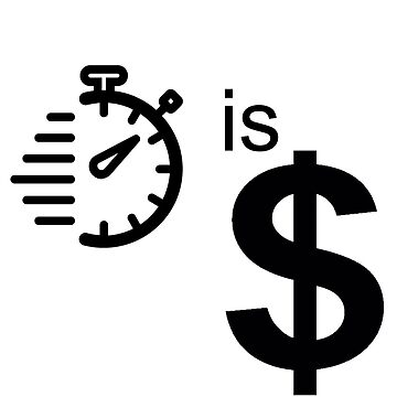 time is money  by thnatha