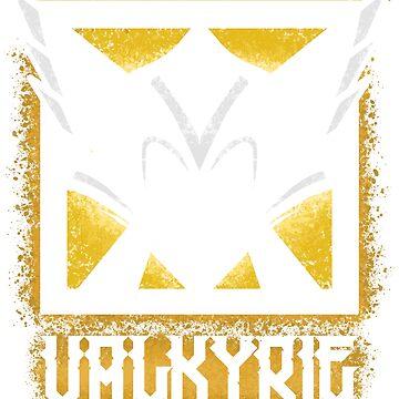 Valkyrie Siege Operator by JCoulterArtist