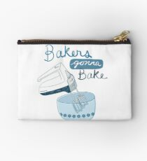 bakers gonna bake Studio Pouch