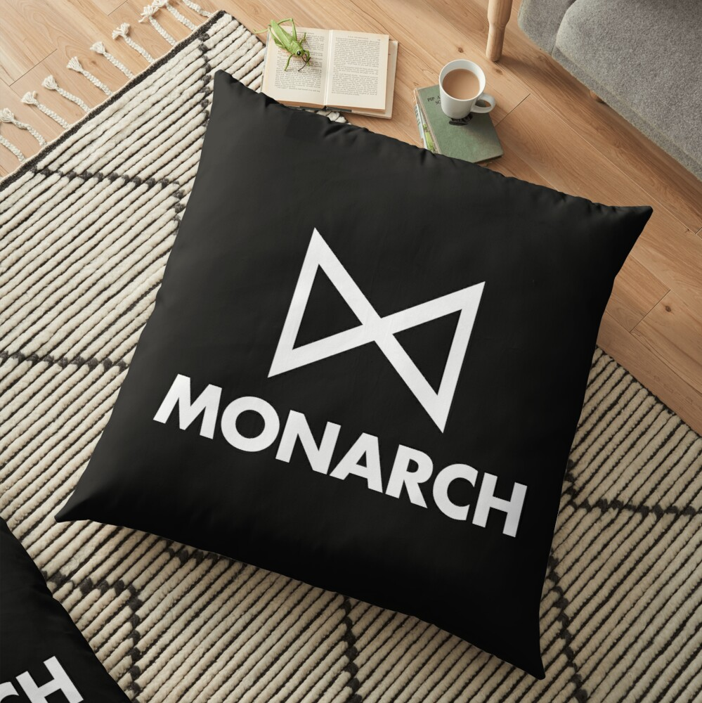 MONARCH Corporation Floor Pillow