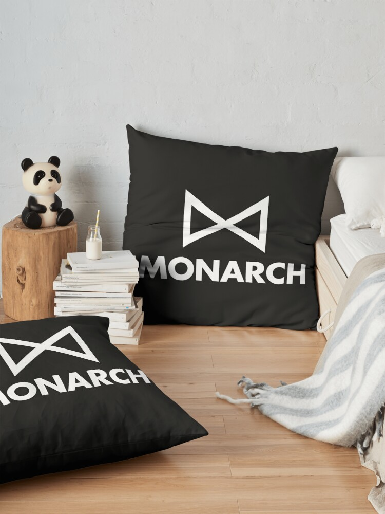 Alternate view of MONARCH Corporation Floor Pillow