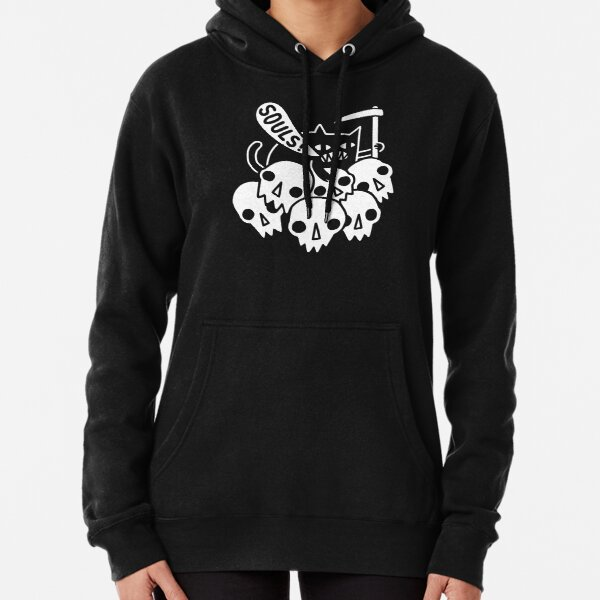 Cat Got Your Soul? Pullover Hoodie