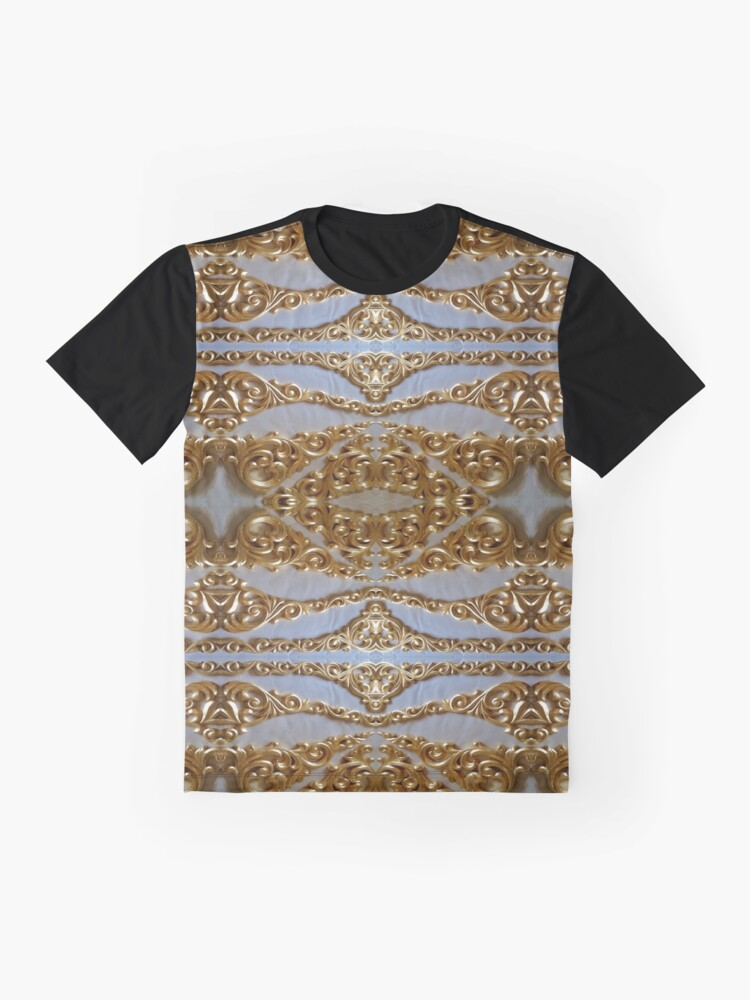 Alternate view of #collage, #picture, #pastiche, #tessellated, #decorate, #mosaicked, #arranging, #together Graphic T-Shirt