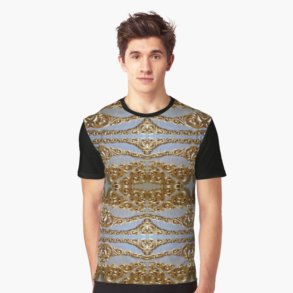 #collage, #picture, #pastiche, #tessellated, #decorate, #mosaicked, #arranging, #together Graphic T-Shirt Front