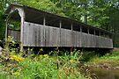 J. Fink Bridge From The Water's Edge by Gene Walls