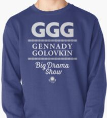 Sudadera cerrada Gannady Golovkin GGG Big Drama Show