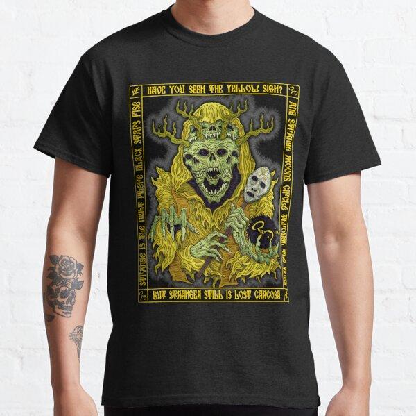 Yellow King Icon - Azhmodai 2018 Classic T-Shirt