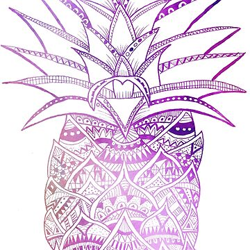 Art - Pineapple by GraphicallyS