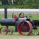 Mini-Steam Engine by MaeBelle