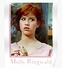 Molly Ringwald Poster