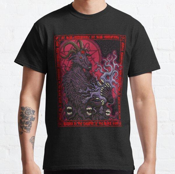 Black Goat Icon - Azhmodai 2018 Classic T-Shirt