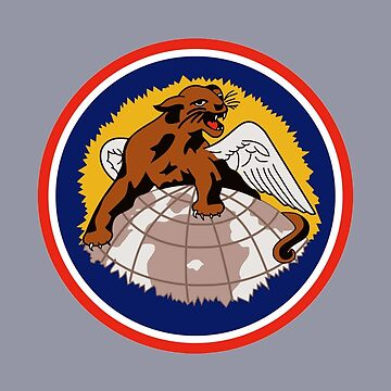 100th Fighter Squadron (USAF) by wordwidesymbols