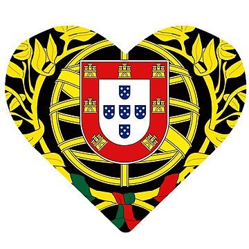 Portuguese heart by heroismo1963