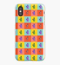 Fortnite llama design iPhone Case