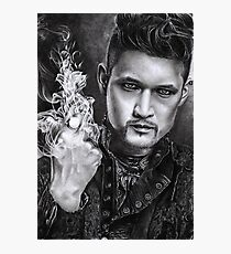 Magnus Bane Photographic Print