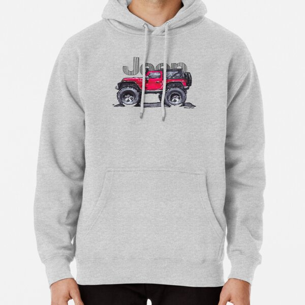 Lifted Trucks Are For Girls Hoodie 3085