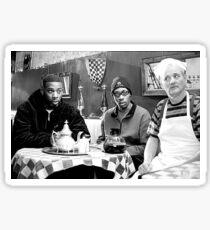 Pegatina Wu Tang y Bill Murray