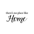 There's No Place Like Home  by Ann Drake