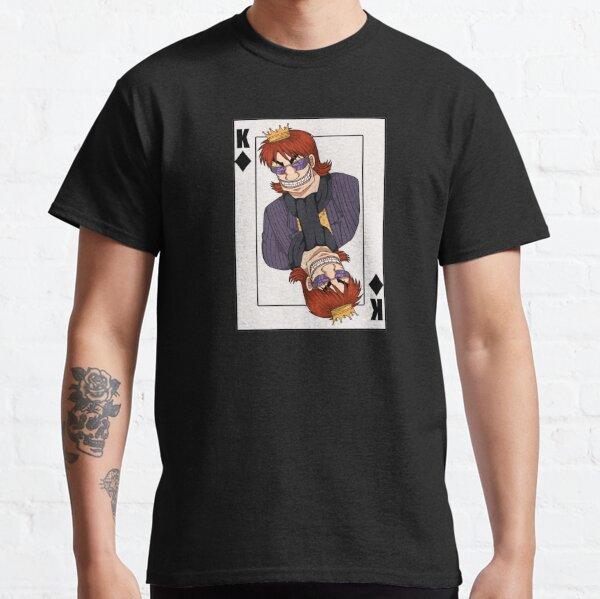 Kazuya the King of Diamonds Classic T-Shirt