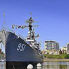 USS Turner Joy by Bob Moore