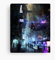 Cyberpunk Canvas Print