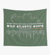 Ireland - Wild Atlantic Route 2018 Wall Tapestry