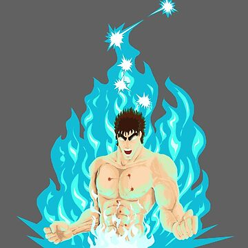 Kenshiro by 9999DamagePoint