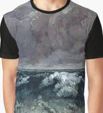 LA VAGUE Graphic T-Shirt