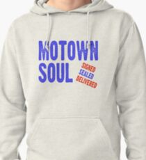Motown Soul Signed Sealed Delivered Pullover Hoodie