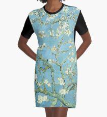 Almond blossom Graphic T-Shirt Dress