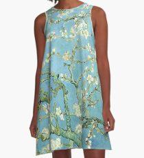 Almond blossom A-Line Dress