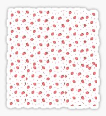 strawberry beautiful   iPhone cases  Sticker