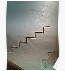 Missing Stair. Poster