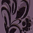 Floral emboss design  (1025 Views) by aldona