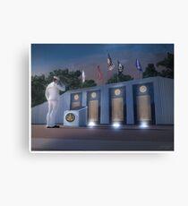 EOD Memorial Canvas Print