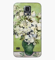 Vase of Roses Case/Skin for Samsung Galaxy
