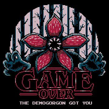 Demogorgon got you by Typhoonic