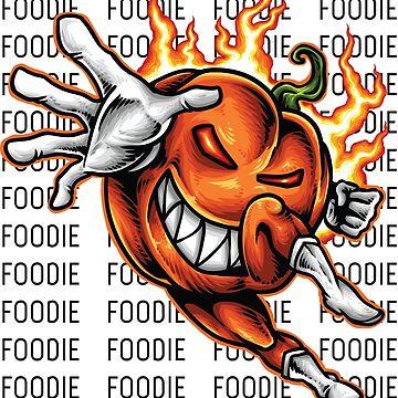 Halloween Havoc Foodie /  Pumpkin / Foodietoon by ProjectX23